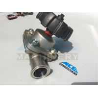 Quality Stainless Steel Hygienic Manual Type Clamped Diaphragm Valve (ACE-GMF-A8) for sale