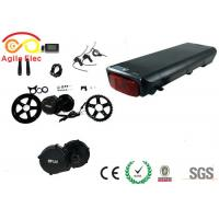 Buy 48V 750W Electric Mountain Bike Conversion Kit , Crank Geared Electric Assist Bike Kit at wholesale prices