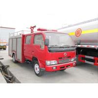 Buy cheap Dongfeng XBW 500L fire truck for sales from wholesalers
