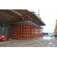 China Custom Bridge Deck Formwork , insulated concrete formwork with Plate thickness 2.5mm , 3mm on sale
