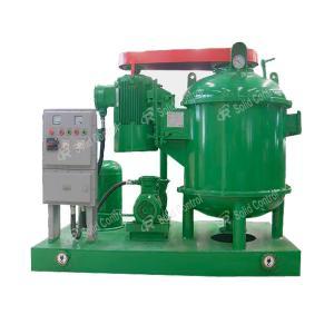 Quality 95% Degassing Efficiency Vacuum Tank Degasser , Oil Drilling Vacuum Degasifier for sale