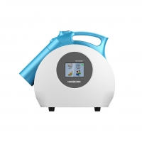 Quality Portable Dry Fogging System Hydrogen Peroxide Sterilizer with CE for sale