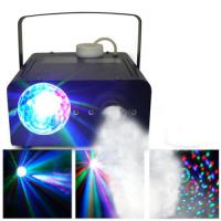 Quality Crystal Ball LED Stage Fog Making Machine / Mist Smoke Maker 220V - 240V for sale