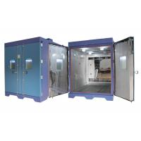 Walk - In Temperature Humidity Test Chamber , Laboratory Environmental Test Chamber