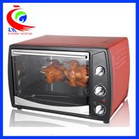 China Home Bread Baking Electric Covection Oven With Stainless Steel 220V 1500W 30L on sale