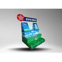 Buy Recyclable Paper Cardboard Retail Display For Led Light Bulb , Pop up Display at wholesale prices