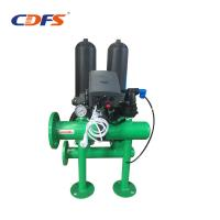 Quality Drip Chamber Backwash Water Filter , Municipal Water Reuse Plastic Disc Filter for sale