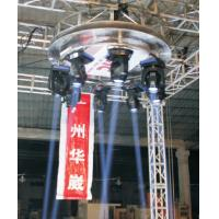Quality High Strength Aluminum 6082-T6 Rotating Stage Platform For Concert / Fashion Show for sale