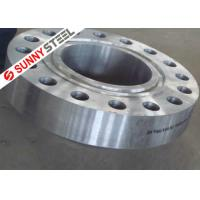 Quality Chrome Moly Alloy Pipe Flanges for sale
