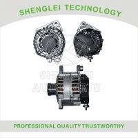 Quality TG12C032 Nissan Car Alternator Assembly Type OEM with Center Muffler for sale