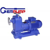 Quality JMZ Stainless steel self-priming pump with mechanical seal assembly for sale