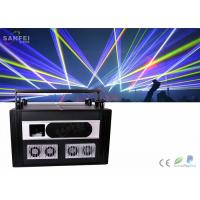 Quality 15W RGB Laser Stage Light For Indoor And Outdoor Text Animation Laser Show for sale