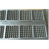 Quality High Precision 30 Cell Pulp Egg Tray Mould Custom Design With Aluminium Material for sale