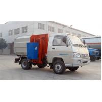 Buy foton small side loader garbage truck for sales at wholesale prices