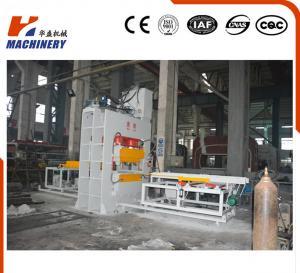 Wooden pallet automatic hydraulic press machine