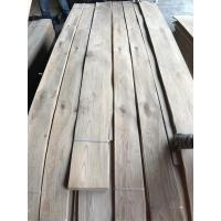 Buy cheap Sliced Natural American Knotty White Oak Wood Veneer Sheet from wholesalers