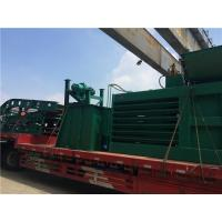 Buy cheap Safe and Reliable Baling Equipment With Cutting Blades / Waste Paper Baler from wholesalers