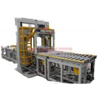 Quality Humanized Structure Coil Stretch Wrapping Machine Horizontal Universal Type for sale
