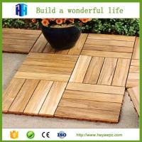 Quality HEYA green products exterior wall cladding tiles wpc manufacturer for sale