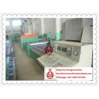 China Full Automatic Corrugated Board Making Machine for Magnesium Oxide Wall Board on sale