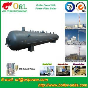Quality 10 Ton hydrogen boiler mud drum ORL Power ASME certification manufacturer for sale