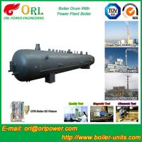 Buy cheap 10 Ton hydrogen boiler mud drum ORL Power ASME certification manufacturer from wholesalers