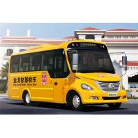 Quality Kinglong Used Mini School Bus Safe Speed 80km/H for sale