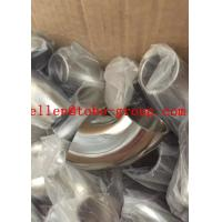 """Quality ASME B16.9 304 316l Thin Wall Stainless Steel Pipe Fittings Size: 1/2"""" ~ 48"""" for sale"""