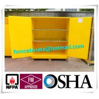 Buy Professional Industrial Safety Cabinets With 1.2 mm Cold Rolled Steel at wholesale prices