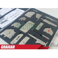 Quality Professional Welding Measure Gauge Kits 16 pieces Welding Measuring Tools Combined Suit for sale
