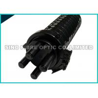 Quality 22.0mm Waterproof Bunchy Fiber Optic Closure 96 Cores FOR Aerial for sale