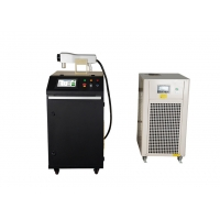 Quality Industrial Metal 500w Laser Cleaning Machine For Rust Removal for sale