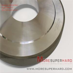 Quality Resin bond diamond and cbn tools 14A1 Resin bond SCD diamond grinding wheels Alisa@moresuperhard.com for sale