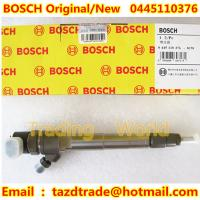 Quality BOSCH Original Injector 0445110376 / 5258744 for CUMMINS  0445110591 , 5309291 for sale