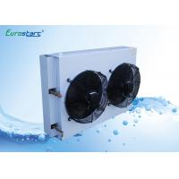Quality Outdoor Condensing Unit Chiller Heat Exchanger 0.105mm Fin Thickness for sale