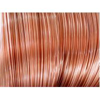 Soft Copper Coated Bundy Tube For Wire-tube Condenser , Evaporators for sale