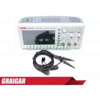Quality 50MHz 2Ch 7'' TFT LCD USB Electrical Instruments AC100-240V UTD2052CEX for sale