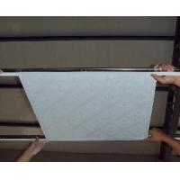 China PVC Faced Gypsum Ceiling Tiles on sale