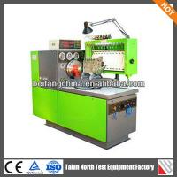 Buy cheap 12PSB-BFC 12 Cylinder Multipurpose test bench diesel pump calibration machine from wholesalers