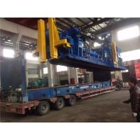 Quality Large Amount Feeding Portable Automatic Scrap Car Baler Removable Style for sale