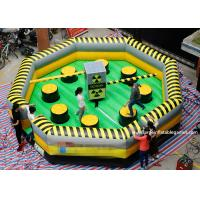 Quality Funny Children / Adult Sport Games Large inflatable Rotary machine with CE for sale