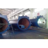 Quality Safety Chemical Wood Autoclave Machine For Laminated Glass , High Pressure for sale