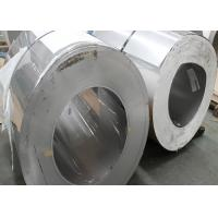 Quality High Insulated Stainless Steel Sheet Roll , 316 Cold Rolled Steel Coil With Mill Finished for sale