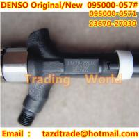 Buy DENSO Original /New Injector 095000-057# / 095000-0570/095000-0571/23670-27030 at wholesale prices