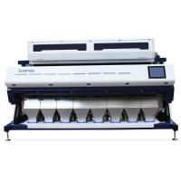 China Multi Spectrum Rice Color Sorter Machine Rich 8 2.8 KW - 4.6 KW Power on sale