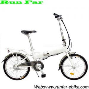 China fashion folding electric bike on sale