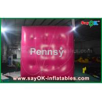 Quality Giant Pinky Inflatable Helium Cube Inflatable Balloon for Promoting for sale