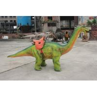 Quality Electric Walking Dinosaur Rides Coin Operated For City Plaza CE ISO Approval for sale