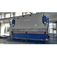 Quality Large Hydraulic Bending Sheet Press Brake CNC 45kw Easy Operation High Productivity for sale