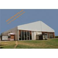 Buy cheap Fireproof Assembled Mobile Aluminum Ceremony Party Tent Wind Resistant Event Marquees from wholesalers